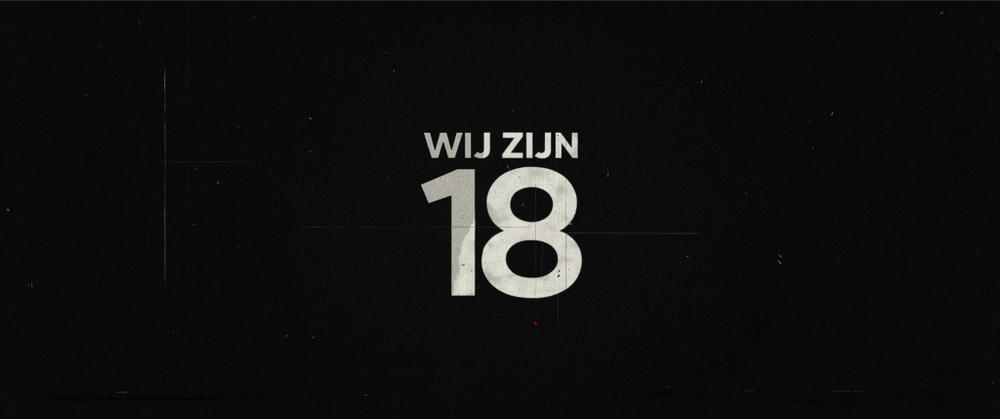 Wij Zijn 18[ Hazazah / VPRO ]