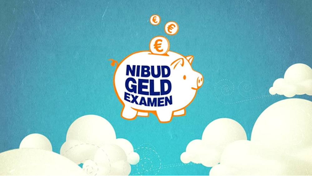Geld Examen  Animation  [ Hotel Rebel ]
