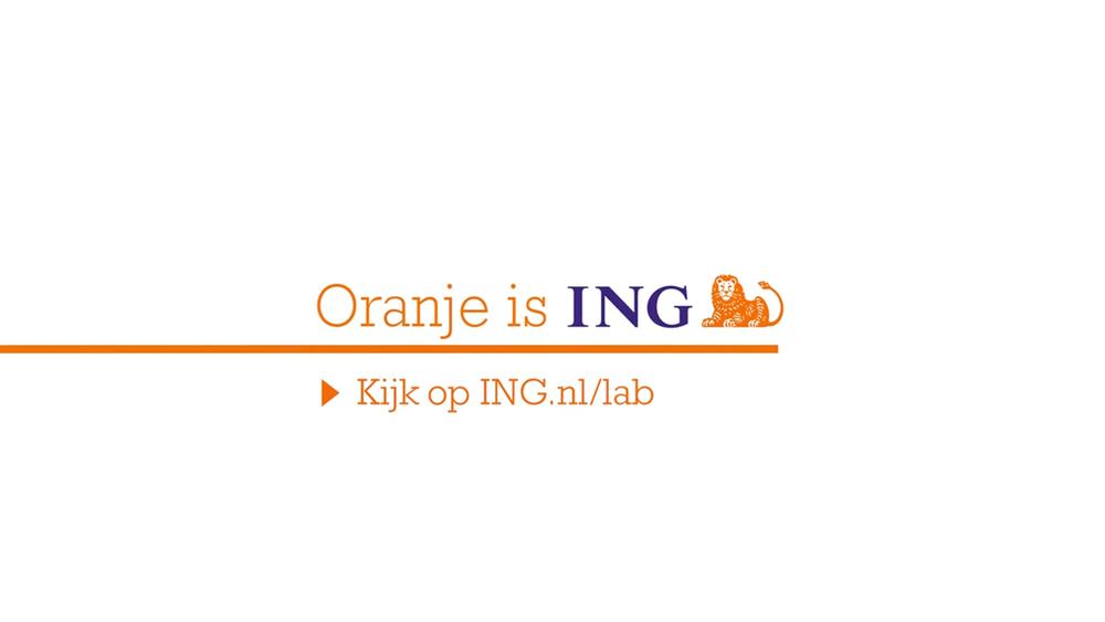 ING Oranje is ING  TVC [ Caviar ]