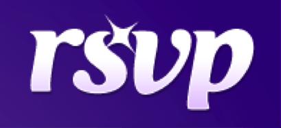 RSVP Australian online dating site logo