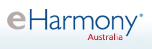 eHarmony Australian online dating site logo