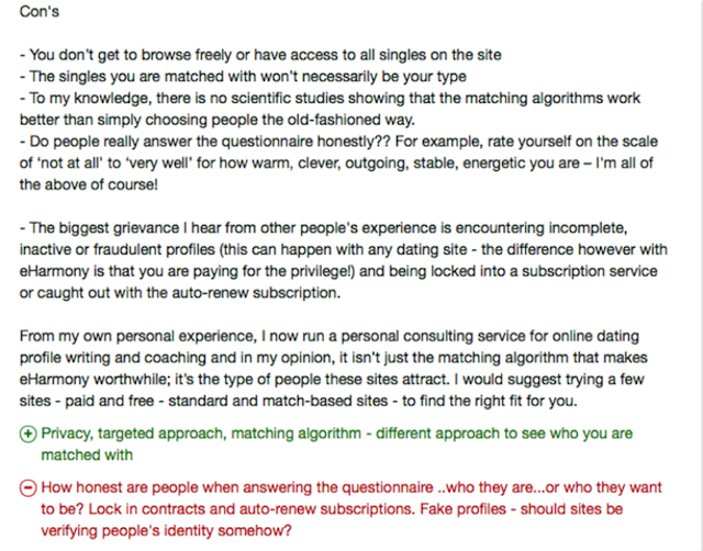 Gratis online dating service Australien
