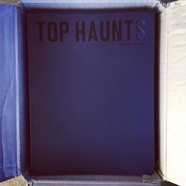 First look at Top Haunts Magazine: West Coast Edition 2015! Visit us at ScareLA (@scarelosangeles) to get your hands on a copy days before the rest or pre-order at www.tophaunts.com #tophaunts #scarela