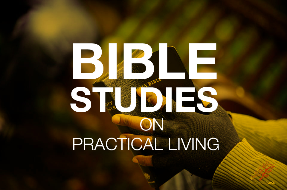 Here are a combination of practical bible studies looking at; 1. DAILY LIVING 2. PROPHECY (download zip file for computer)