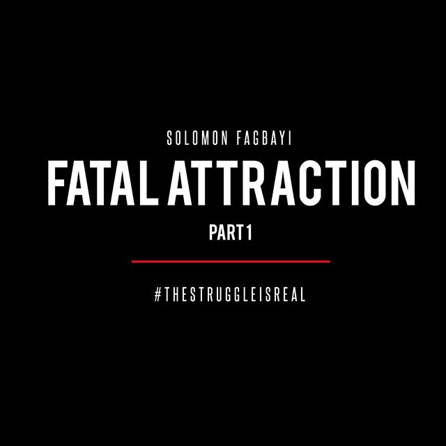 NEW VIDEO Online now!! Solomon Fagbayi - Fatal Attraction Part 1. Breaking down the struggle with masturbation and how to overcome the battle. #PreachingPlace #masturbation #PraiseGod #thestruggleisreal