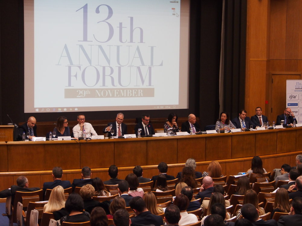 - The panel of the 13th Annual Forum of the ICS Greek Branch