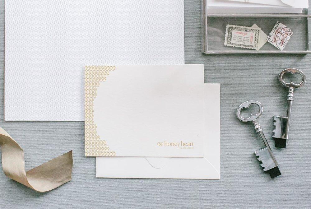logo design for wedding designers by Crème Brands