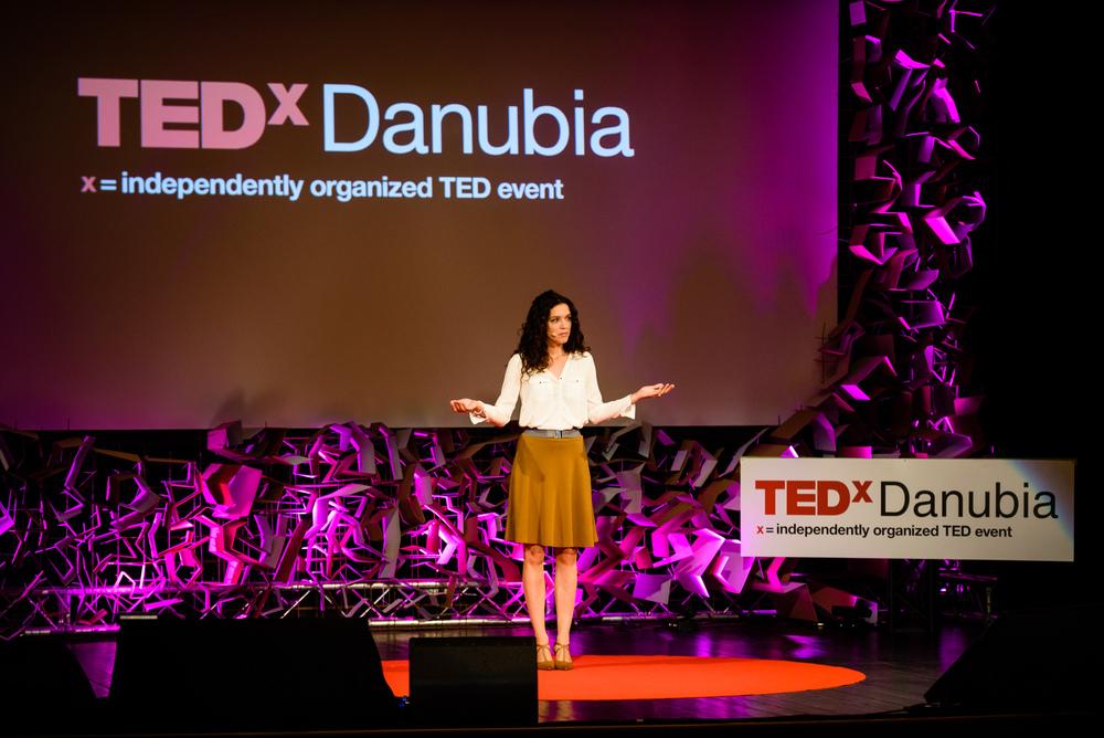 TEDxDanubia Konferencia