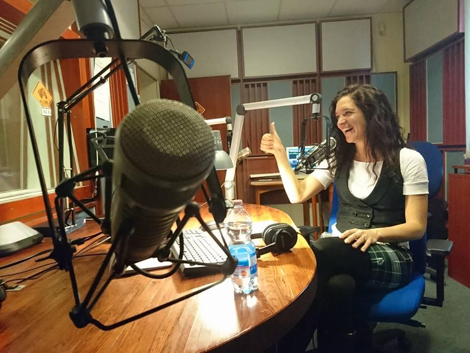 INTERJÚ - Klubrádió: Joós Andrea tanár, tréner, énekes