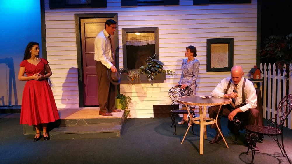 All My Sons by Arthur Miller at The Snug