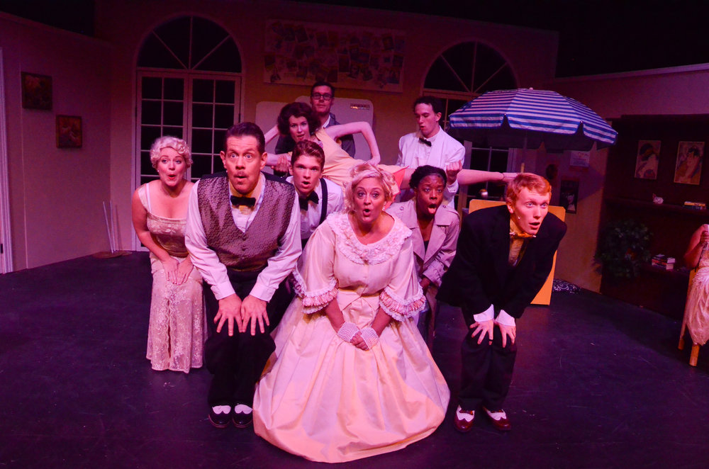 The Drowsy Chaperone, 2016