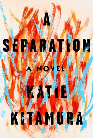 If you're a podcast listener -- specifically, if you listen to our own Bookshelf podcast -- you might want to try Katie Kitamura's new novel,   A Separation  . It's been out for a couple of months now, but I just got around to reading it, mostly because Hunter, Emily, and I will be discussing it on an upcoming episode of  From the Front Porch . I've got all kinds of feelings about the book (mostly positive, with caveats), but I'd love for you to read along with us. Think of it as a giant, cross-country book club! And, if that's not enough to tempt you, I absolutely recommend this one for fans of Lauren Groff's National Book Award finalist,  Fates and Furies .   A Separation   does for divorce and estrangement what  Fates and Furies  did for marriage, which means... this one makes you feel things.