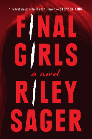 - Looking for the perfect end-of-summer thriller? Maddie and I both read Final Girlsand loved it. The book is edge-of-your-seat kind of reading, and if you're like me, you'll start it and won't be able to put it down. The protagonist, Quincy Carpenter, is one of three