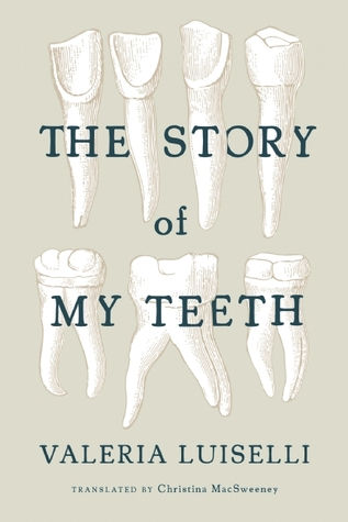 - What it's about: A story following a legendary auctioneer and his most prized item, Plato's teeth. Luiselli wrote this novel in collaboration with the workers of the Jumex juice factory. Pages: 195Why you need to read it: This is a translated novel. It is elegantly written and is incredibly unique!