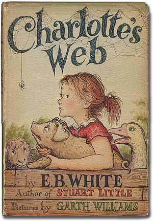 This was probably the first book that made me cry. It was also the only book that made me beg my mom for a pet spider. When I was almost immediately rejected, I offered my counter by asking for a pig. Once again, rejection followed. Despite the fact that I believed my mom was being wildly unreasonable and I never got my own Wilbur or Charlotte, I still love the bond they shared.