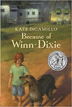 This book is full of lessons that stretch well beyond pet care. The main character stumbles upon Winn Dixie (a dog, she names after the chain of grocery stores) right as her world is changing and seemingly breaking down. As it turns out, Winn Dixie ends up being the catalyst for change in not only life of the main character, but the lives of many of the people who live in the little town they call home.