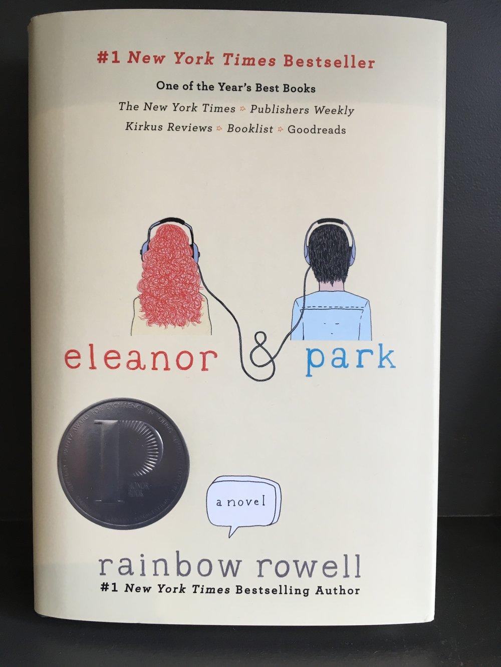 Eleanor &Park - Rainbow Rowell