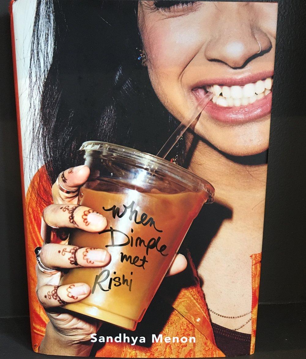 When Dimple Met Rish - Sandhya Menon