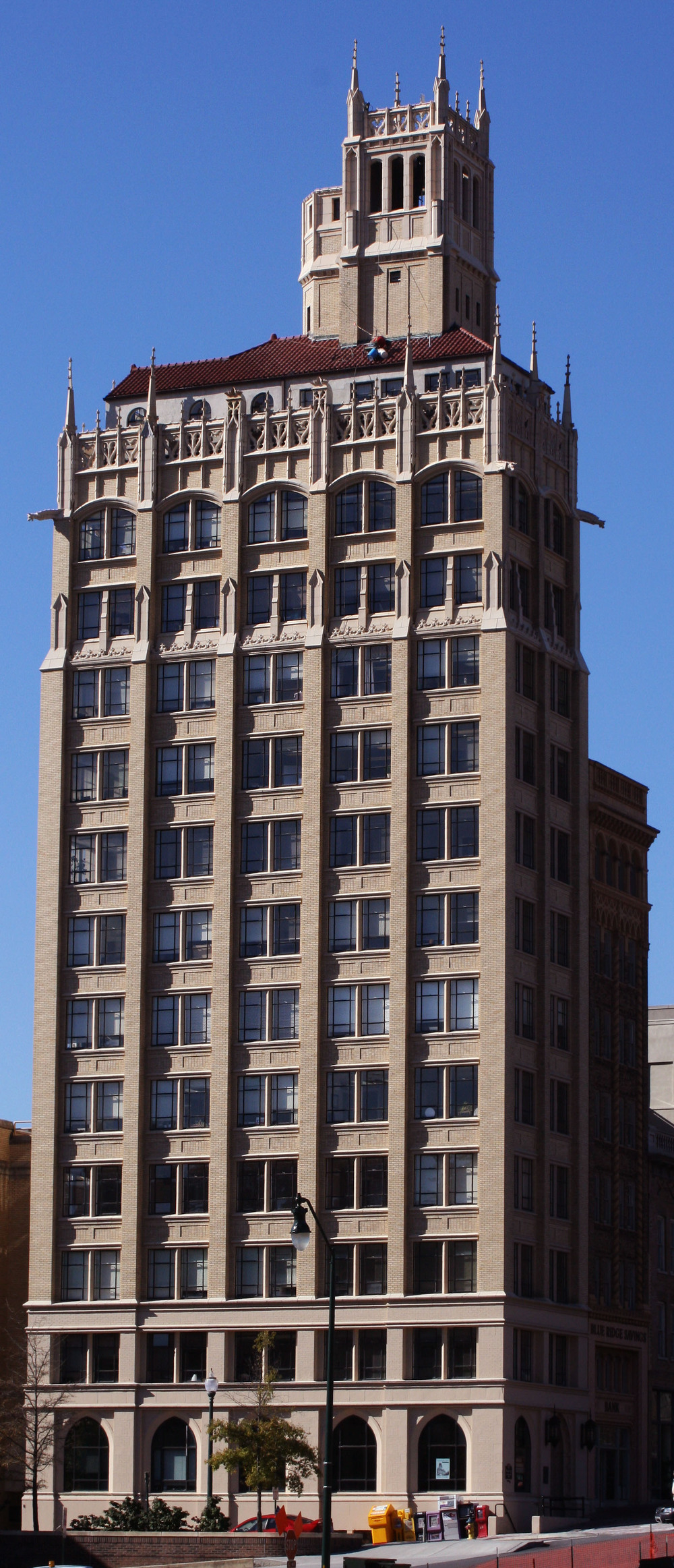 The Jackson Building