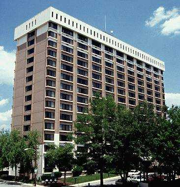 Gateway Plaza - Greensboro, NC - Built in 1975 - 15 Stories - Modernism Style - Senior Living Use