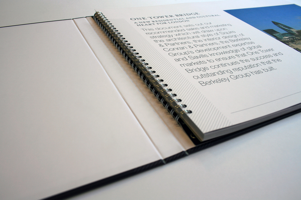 thesis binding clerkenwell