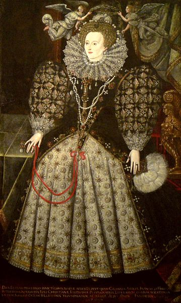 Formally attributed to  Nicholas Hilliard   (1547–1619). Held at Jesus College, Oxford.