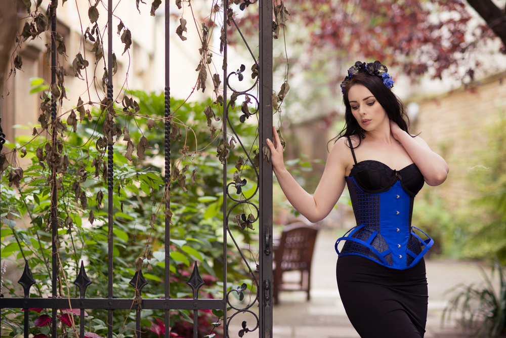 Corset by Lucy Billany, UK