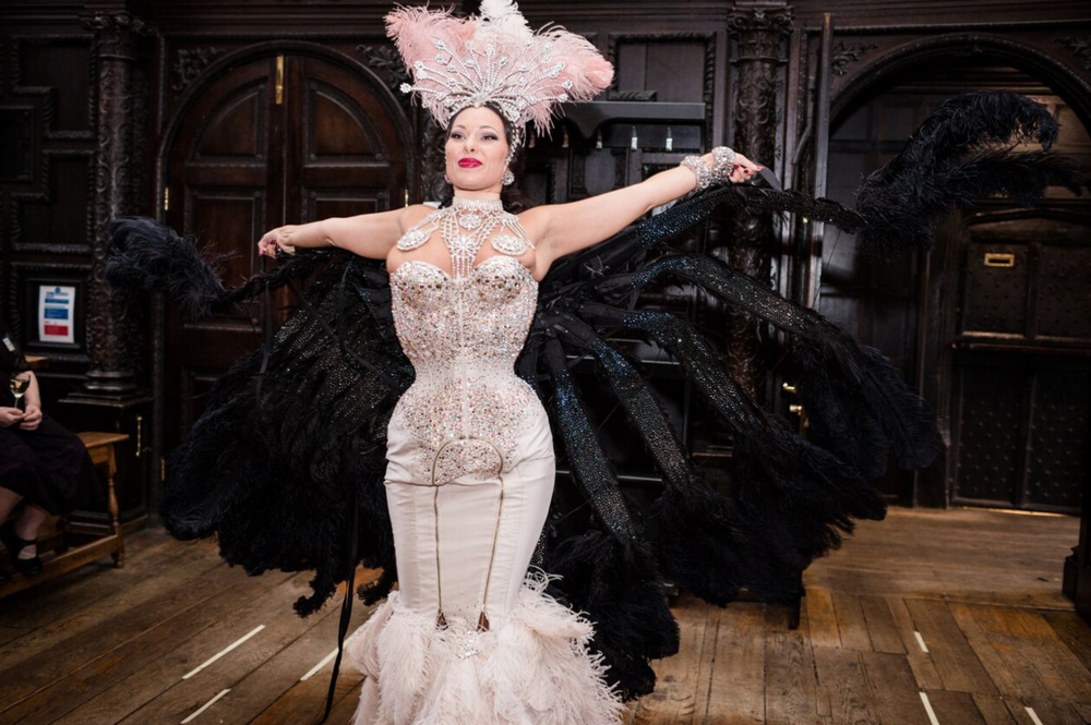 Immodesty Blaize performing at OCOC 2015