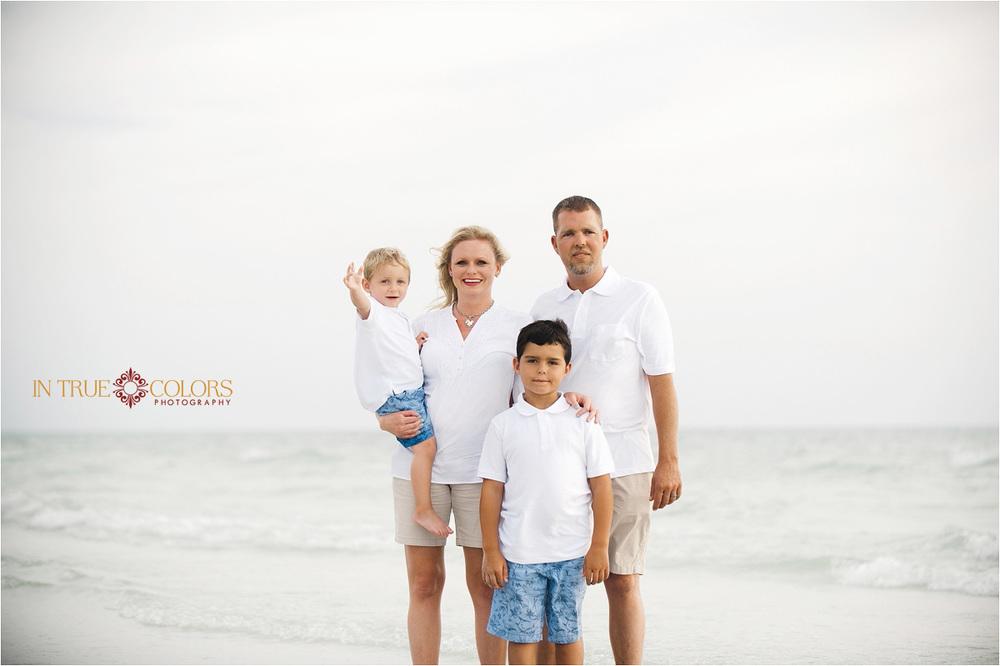 Crescent Beach Family Photos