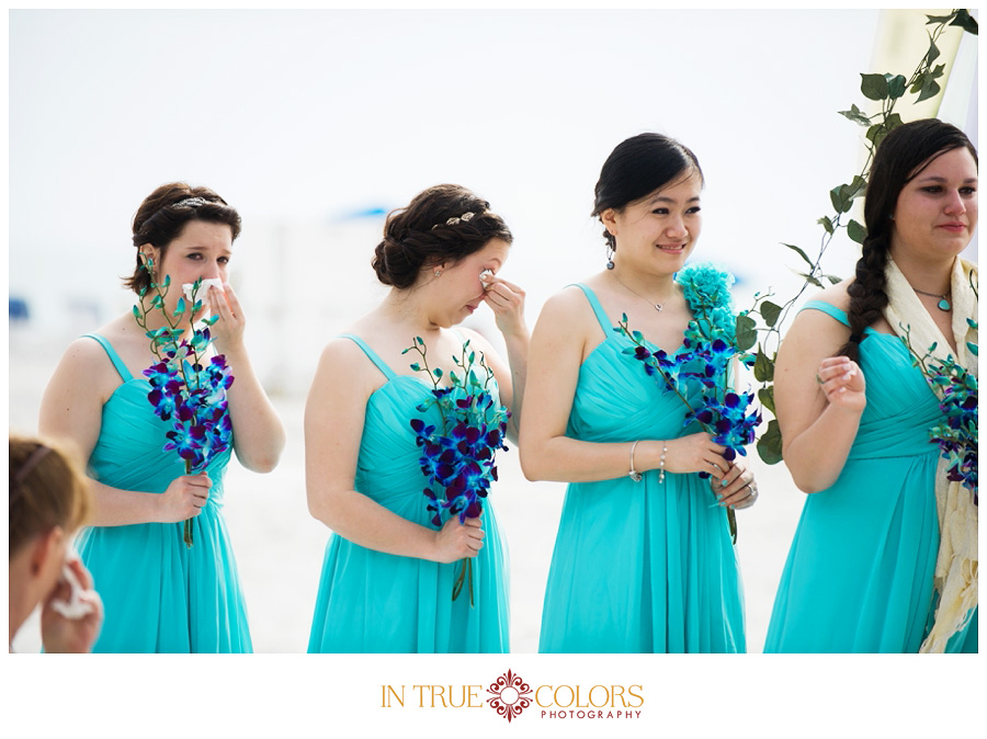 Beach weddings, Florida