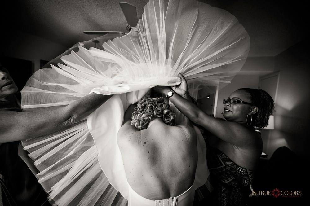 Wedding dress, getting ready, wedding photography