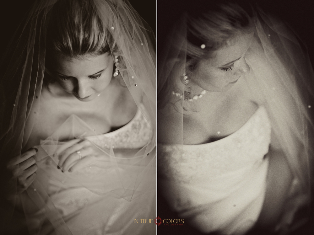 Bridal images, getting ready photos
