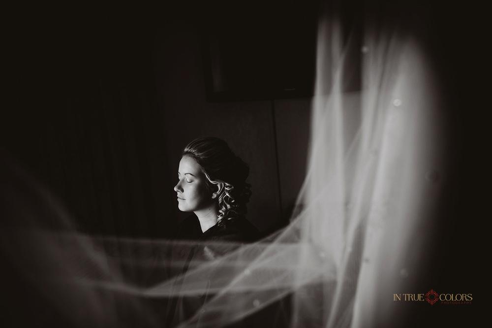 Weddng Preparations, Bride