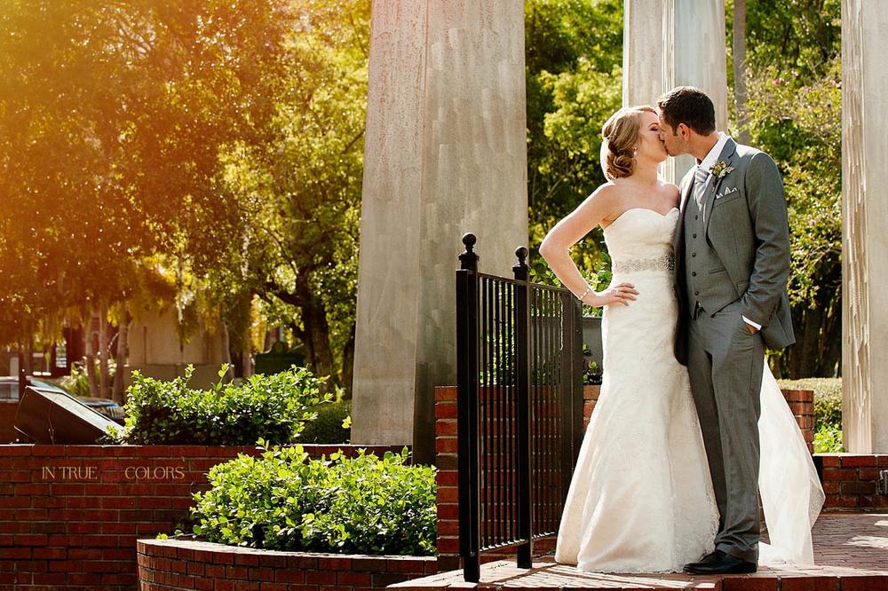 Tampa wedding photographer, Davis Island Garden Club weddings, In True Colors Photography