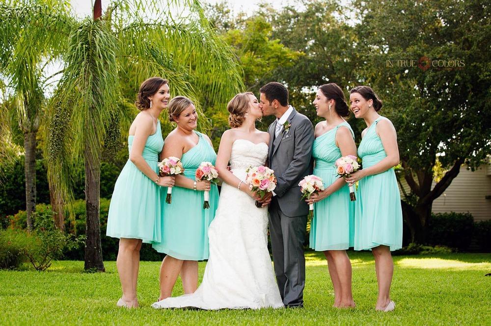 Tampa wedding photographer, Davis Island Garden Club weddings, In True Colors Photography, Garden Weddings, Tampa Weddings, Outdoor weddings Tampa