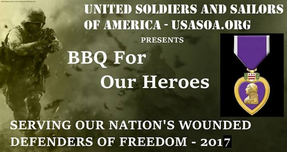 BBQ FOR OUR HEROES - 2017