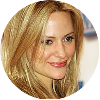 "Aimee Mullins, actress, athlete, TED speaker     ""Her expertise and insight is a valuable tool in the arsenal of any speaker."""