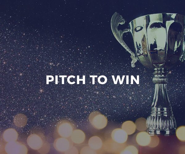 Pitch To Win — group workshop