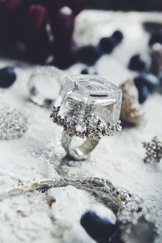 """""""кристаллы льда"""""""