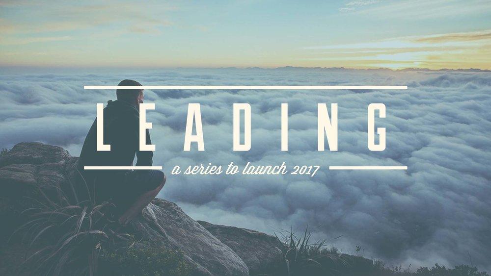 Leading Series Graphic