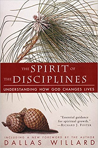 The Spirit of the Disciples   by Dallas Willard