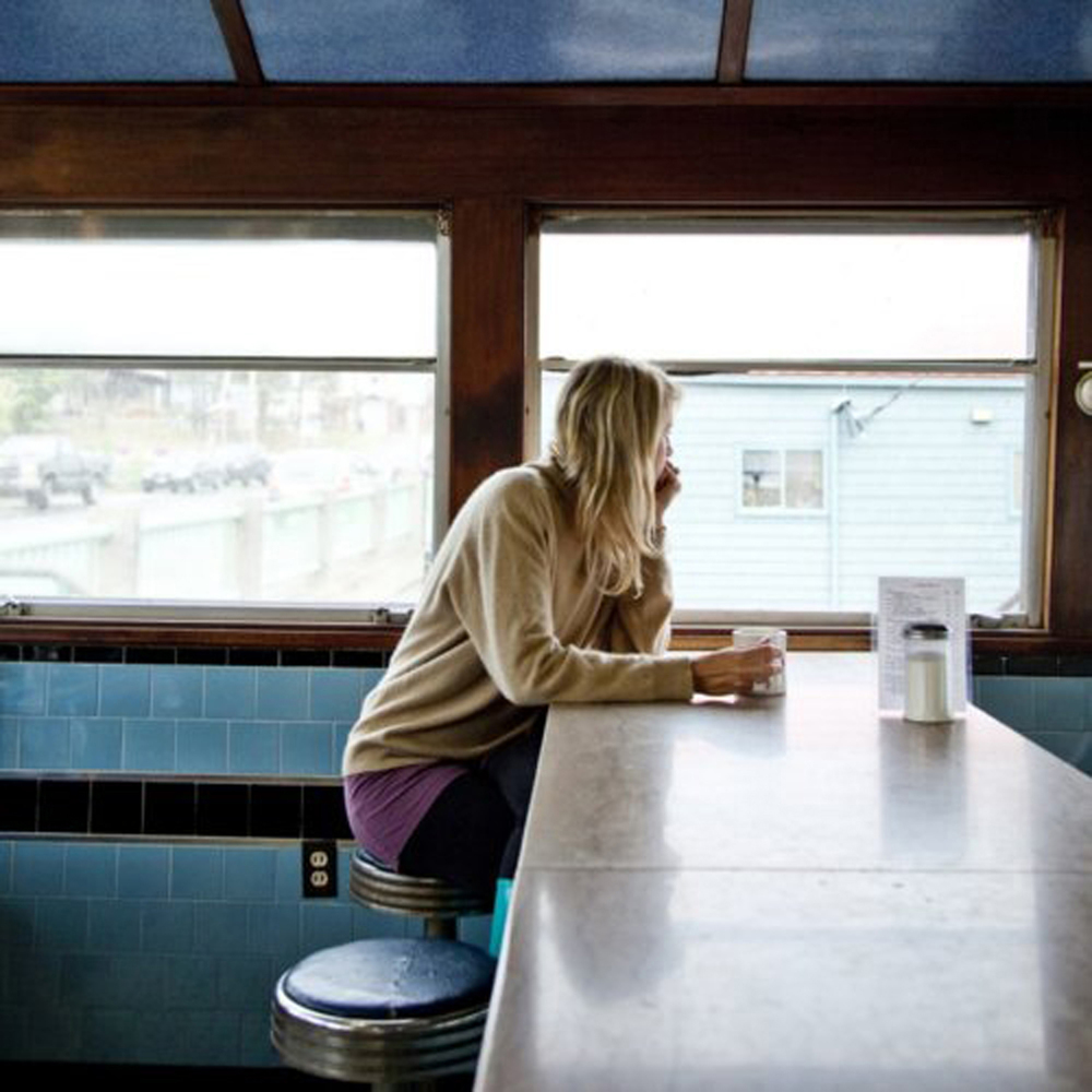 Cig   Harvey     A1 Diner, Elizabeth, Gardiner, Maine,    2010    Edition of 5    C-print    28 x 28 inches