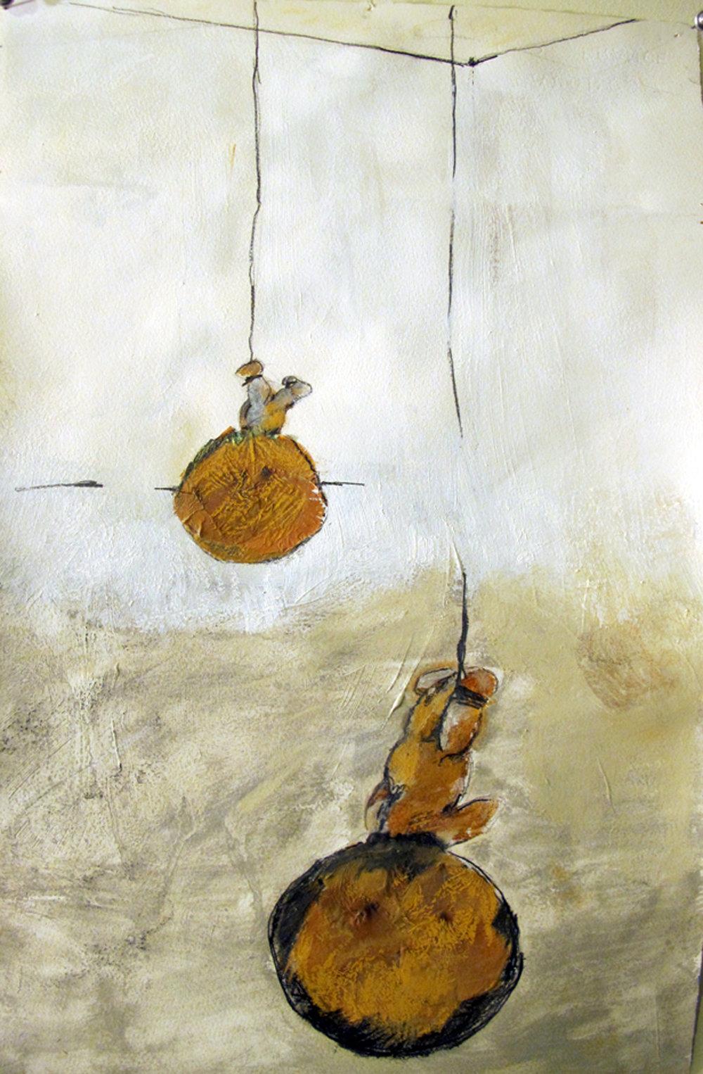 Jennifer Odem  Falling From Sleep, 2010
