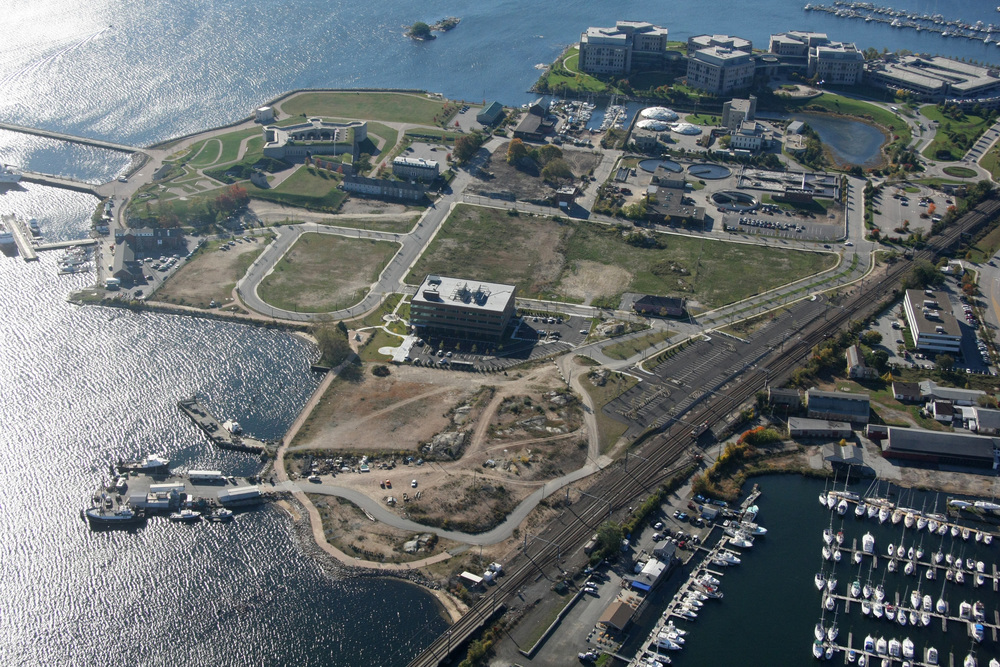 Fort Trumbull, South View, 2008