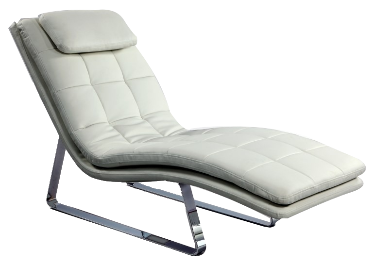 Chintaly - Corvette Lounger White.png