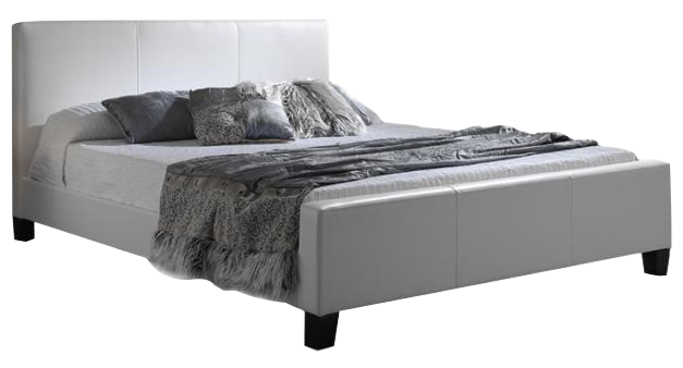 Fashion Bed Group - Euro Bed White.png