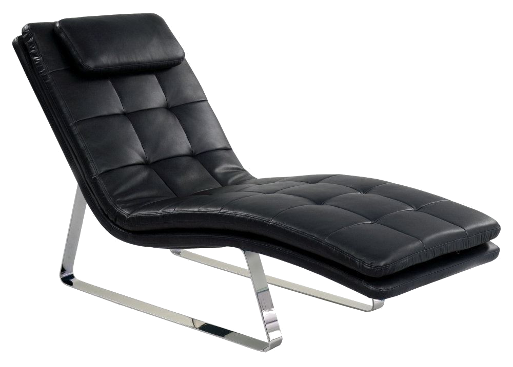 Chintaly - Corvette Lounger Black.png