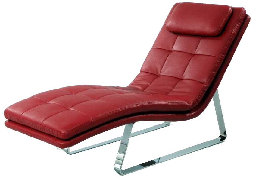 Chintaly - Corvette Lounger Red.png
