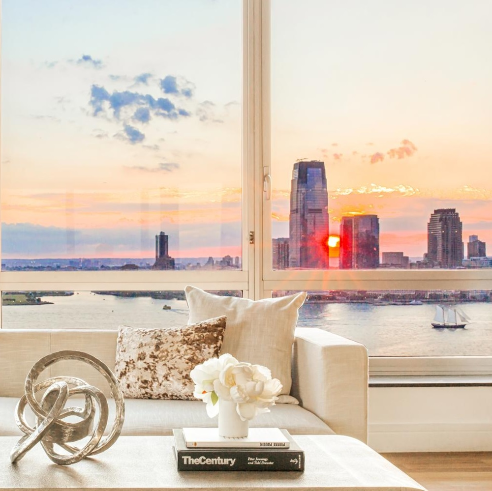 Battery Park City Home Staging by Quadra
