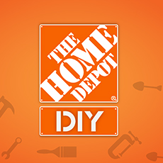 "Home Depot  ""DIY Kit""  Digital Application"